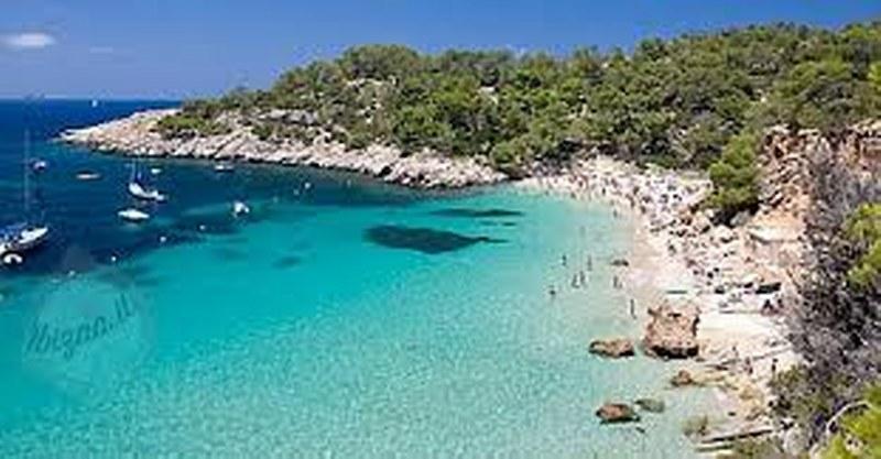 spiagge bellissime di Ibiza